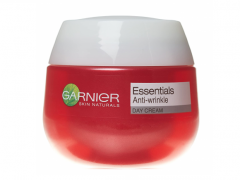 کرم ضد چروک روز گارنیر Skin Active Essentials Anti-Wrinkle حجم 50 میل