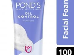 فوم شستشو کنترل چربی پوندز PONDS Oil Control Facial Foam 100 g