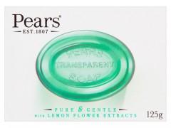 صابون پیرز Pears مدل عصاره گل لیمو Lemon Flower