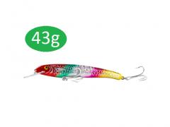 طعمه ماهیگیری برند مازوزی (19 سانتی متر - 43 گرم ) mazuzee