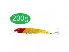 طعمه ماهیگیری برند مازوزی (19 سانتی متر - 200 گرم ) mazuzee