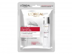 ماسک درمانی کریستال میکرو اسانس (هیدرات/ کنترل منافذ/ پوست مستعد چربی) REVITALIFT اورال