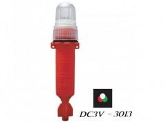 چراغ راه مازوزی مدل DC3V-3013 سه رنگ