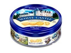 بیسکویت کره ای وایت کستل white castle قوطی آبی 114 گرمی