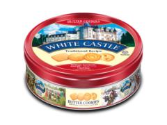 بیسکویت کوکی کره ای وایت کستل white castle قوطی قرمز 114 گرمی