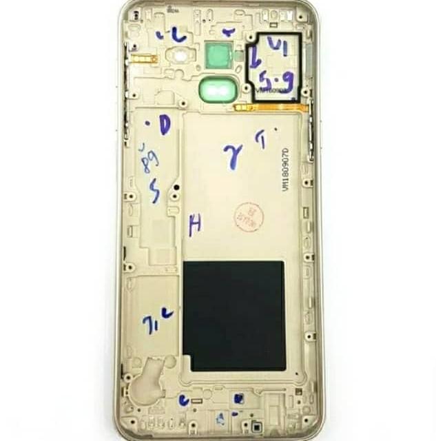 درب پشت گوشی سامسونگ Samsung J6 - J600