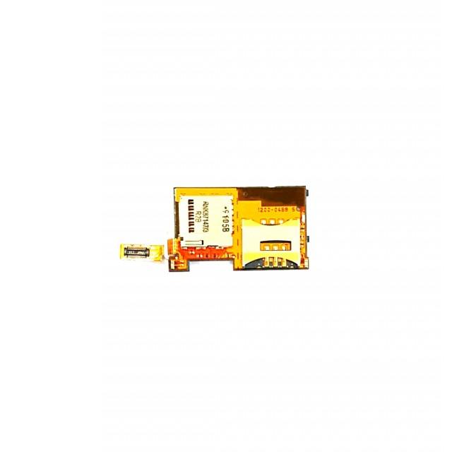 فلت سیم کارت و مموری گوشی سونی اریکسون Sony Ericsson K770