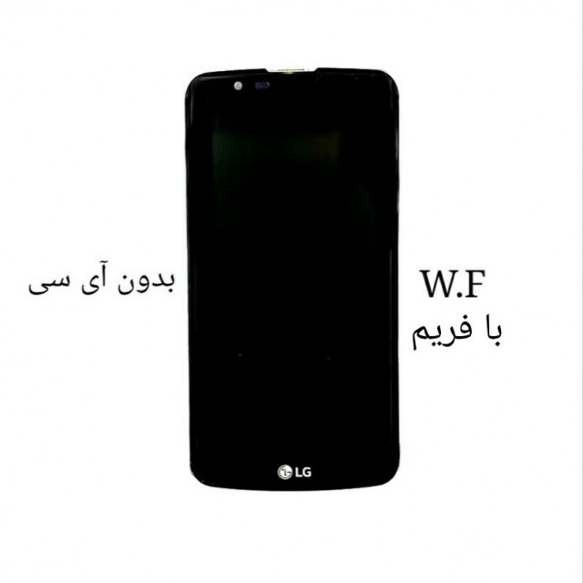 ال سی دی گوشی ال جی LG K10 2016