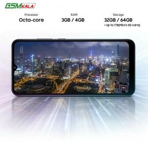 گوشی موبایل سامسونگ مدل Galaxy A02s SM-A025F/DS دو سیم کارت ظرفیت 32 گیگابایت
