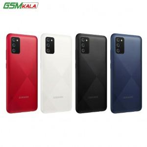 گوشی موبایل سامسونگ مدل Galaxy A31 SM-A315F/DS دو سیم کارت ظرفیت 128 گیگابایت با 4 گیگا بایت رم