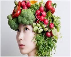 رژیم غذایی تقویتکننده موی سر