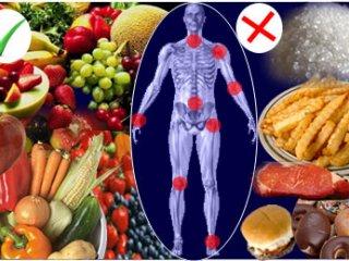 بهترینهای رژیم غذایی برای آرتروز