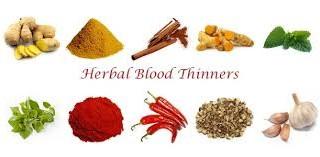 گیاهان رقیق کننده خون کدامند ؟
