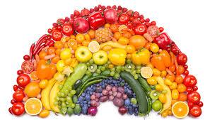 رژیم غذایی رنگین کمان برای احساس شادی و نشاط در روزهای سرد سال