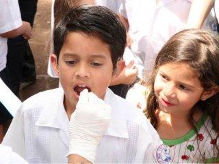 روشهاي درمان انگل در کودکان