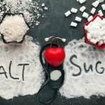چگونه مصرف نمک و قند را کاهش دهیم؟