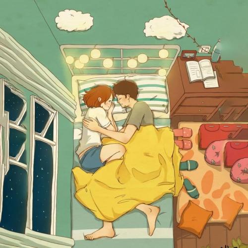 جای خوابت رو جدا میکنی؟