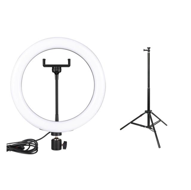 رینگ لایت عکاسی مدل 360 به همراه سه پایه