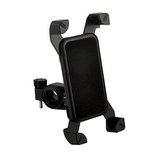 پایه نگهدارنده موبایل مناسب موتور و دوچرخه چهار گوشه مدل Universal Bike Holder