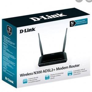 مودم روتر ADSL2 Plus دی-لینک مدل DSL-2740U