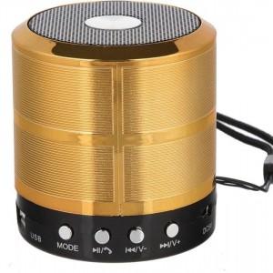 اسپیکر بلوتوثی قابل حمل مدل WS-887