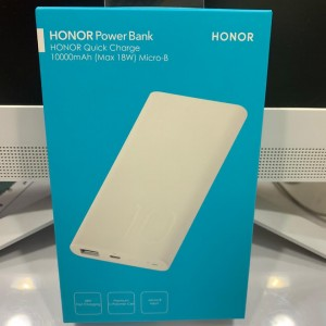 پاور بانک هوآوی مدل Honor AP10QM ظرفیت 10000 میلی آمپر ساعت