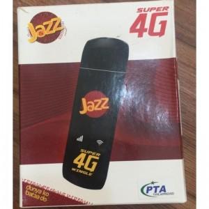 مودم 4G جز مدل W02 به همراه روتر تی پی- لینک TL-MR3420