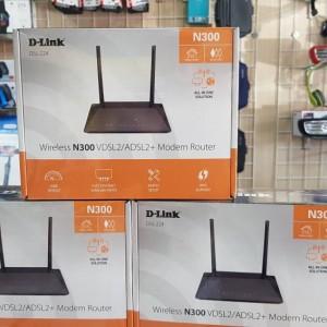 مودم روتر ADSL2 Plus و VDSL2 دی لینک مدل DSL-224