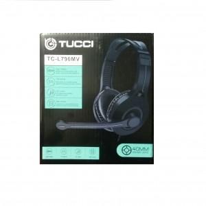 هدست گیمینگ TUCCI TC-L790MV دوفیش مخصوص کامپیوتر