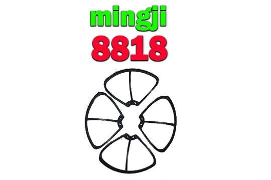 محافظ پره کوادکوپتر MINGJI 8818 و HELIWAY 902