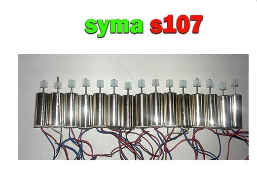 موتور  شفت بلند  قابل استفاده برای هلیکوپتر کنترلی سایما syma s102-s107-s108-s109-s111