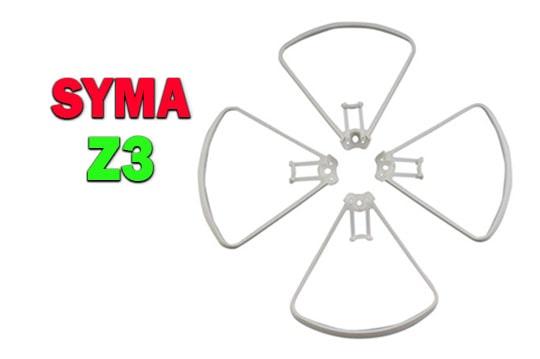خرید چهار عدد محافظ پره کوادکوپتر سیما syma z3