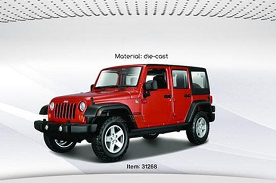 ماکت ماشین  jeep