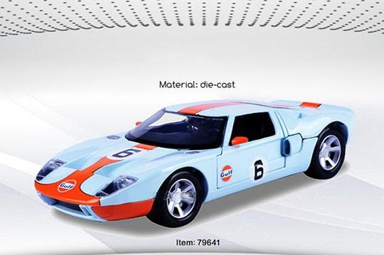 ماکت ماشین ford-gt