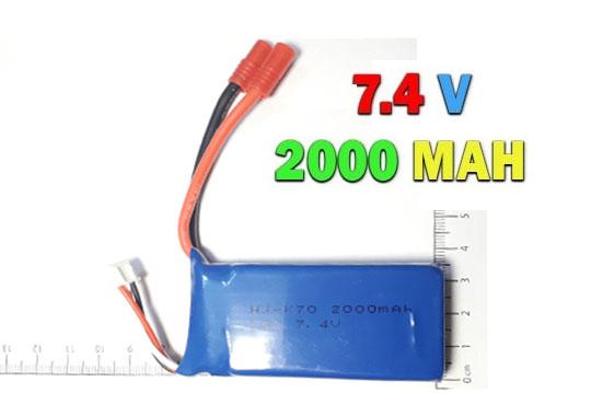 باتری کوادکوپتر  SYMA X8C-X8W-X8GX-X8HC-X8HW-X8HG