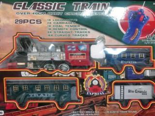 قطار کنترلی مدل 190