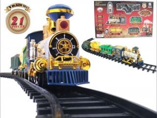 قطار کنترل دار مدل 2420