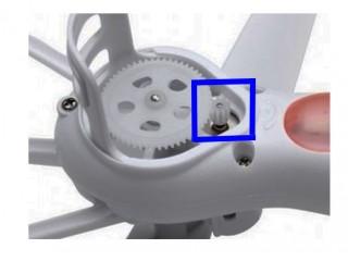 چرخ دنده  ریز کواد سایما کوادهای سایما x5hc-x5hw-x5sc-x5sw-x5uw-x5uc-x5c-x5