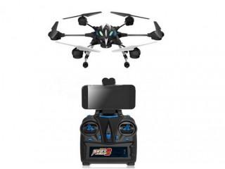 هگزا کوپتر مدل w606-1 با دوربین HD وای فای