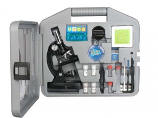 میکروسکوپ آماتوری با قابلیت 1200X