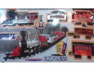 قطار کنترلی 5 تیکه مدل 204