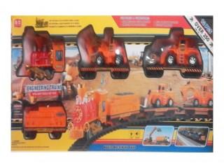قطار باطری خور مدل enginering