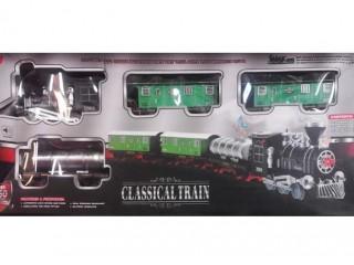 قطار باطری خور مدل کلاسیک