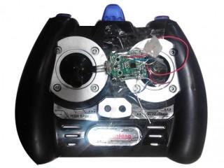 مدار 3.5 کاناله و دسته کنترل ( دارای جایروسکوپ)