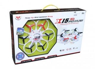 هگزاکوپتر X15 SPACE EXPLORER