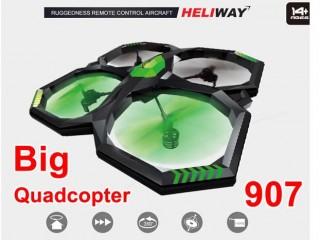 کوادکوپتر بزرگ Heliway 907