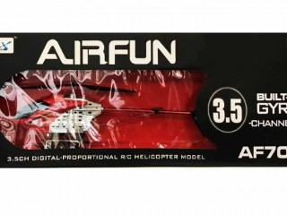 هلیکوپتر 3.5 کاناله بزرگ مدل AIRFUN 704