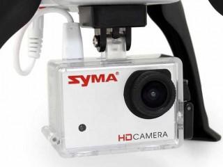 دوربین عالی با کیفیت 8 مگاپیکسل ( قابل نصب بر روی کوادهای سری x8) ( کارکرده سالم )
