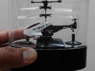 هلیکوپتر مینی 3.5 کاناله مدل Apz555