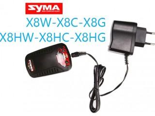 شارژر کوادکوپترهای سری x8 سایما (x8hc-x8hw-x8hg-x8c-x8w-x8g)